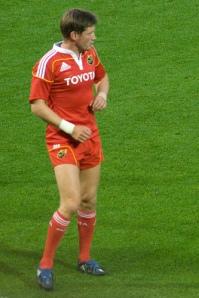 O'Gara's drop goal won it for Munster